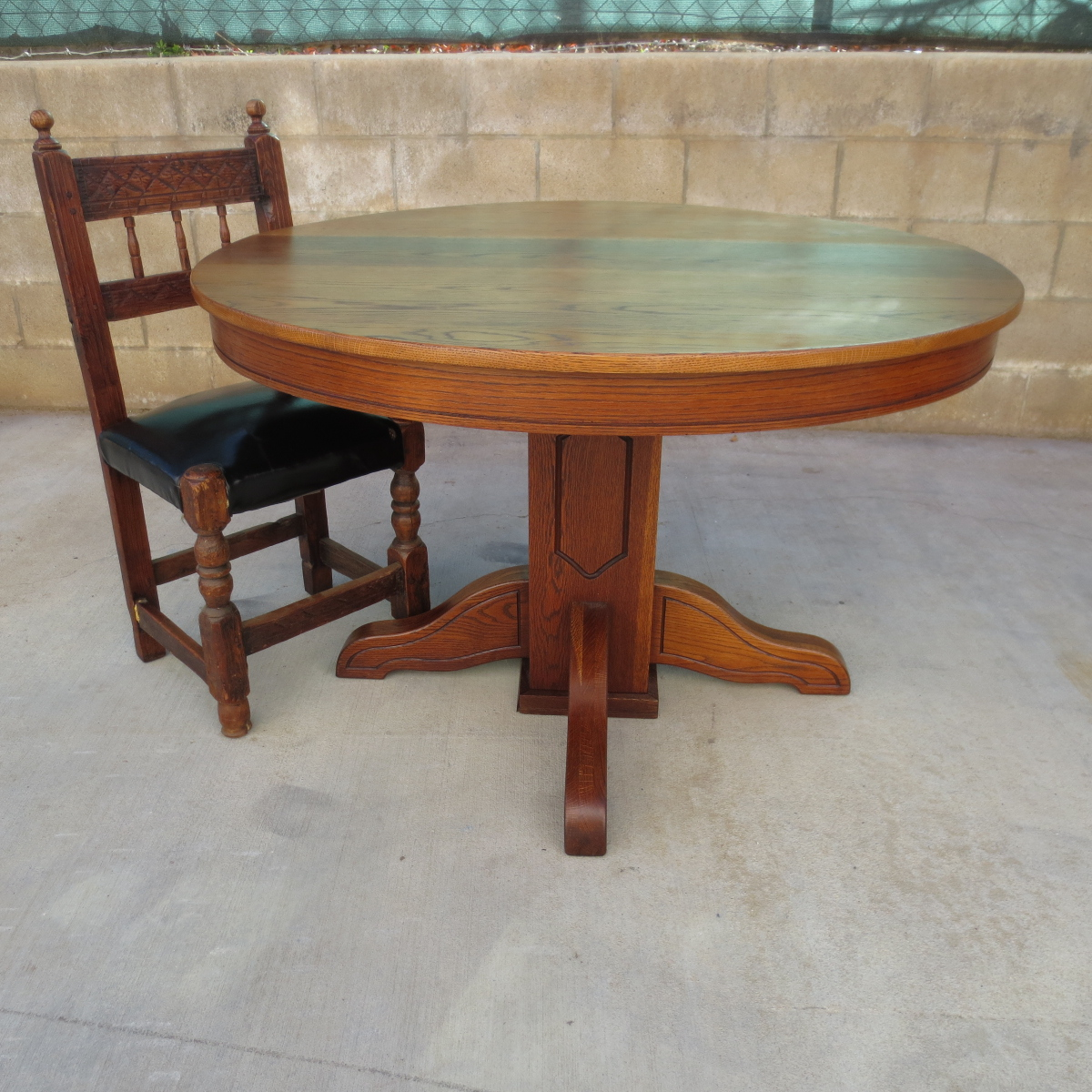 Best Antique Kitchen Table And Chairs Furnitures