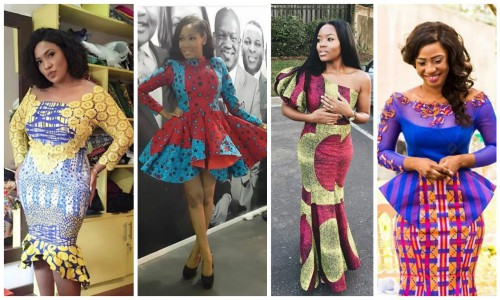 Fall in love with this beautiful ankara long gown styles you are guaranteed to love. Take a look!
