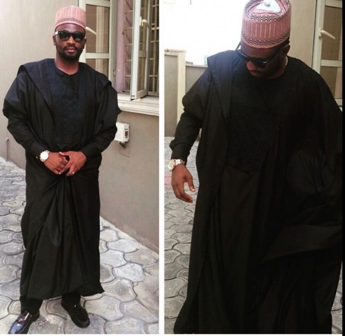 This Agbada is bae. Highly recommended.