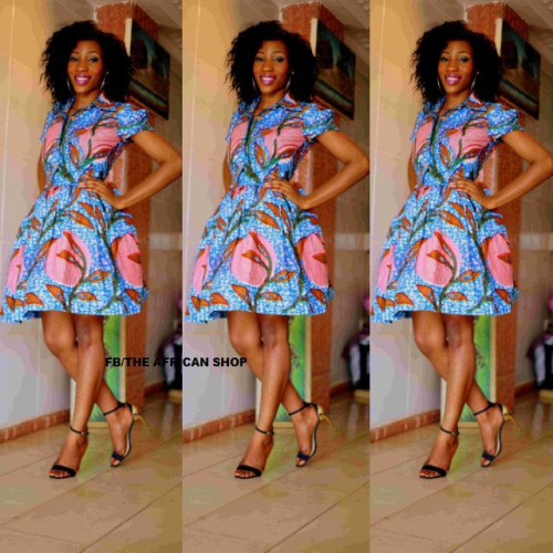 Hot legs 100%. Choose from our large collection and albums of gorgeous Ankara short gowns for beautiful girls.  Don't waste time.