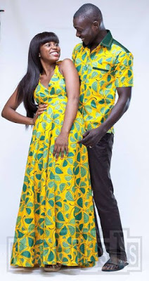 Bae 100%. Choose from our large collection and albums of gorgeous Ankara and Natives for Couples.  Don't waste time.