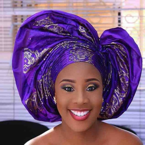 Choose from our large collection and albums of gorgeous Gele queens .  Don't waste your time. Start slaying the look