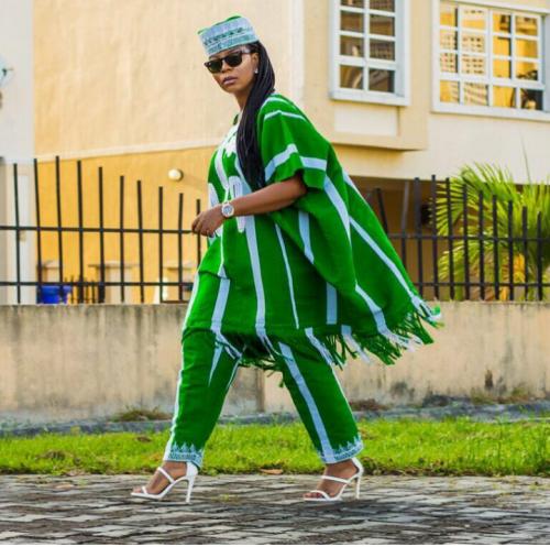 Celeberating Biggest Black Nation - Nigeria @56