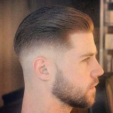 BestCombOverFadeHairstyles-Cool-Mens-Faded-Hairstyle-Side